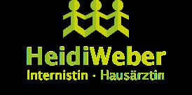PraxisHeidiWeber.de Logo